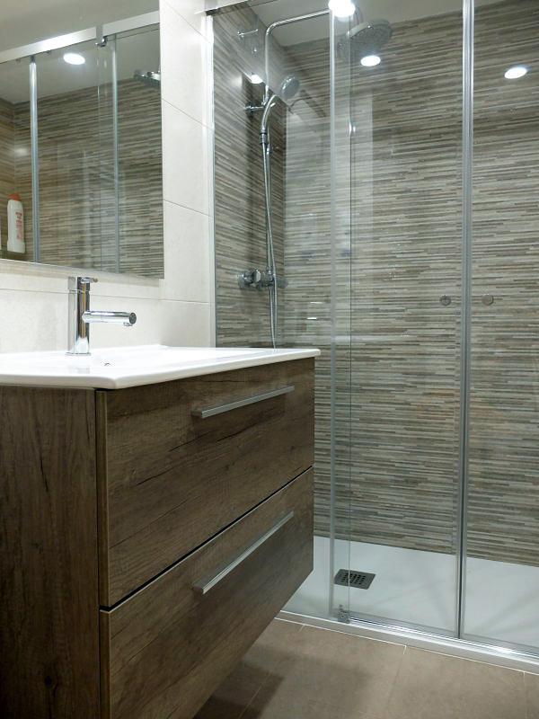Presupuesto por reformar un cuarto de baño en León